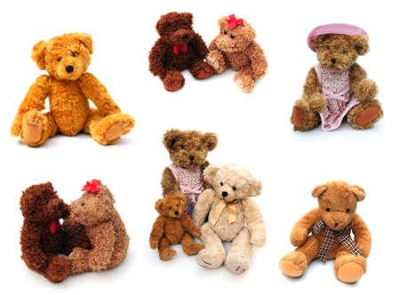 teddy bears: osos de peluche