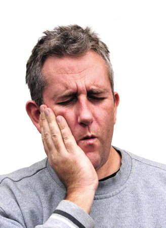 dolor  de diente: Dolor de muelas