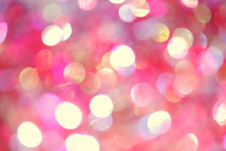 Pretty pink light blur Stock Photo - 3865274