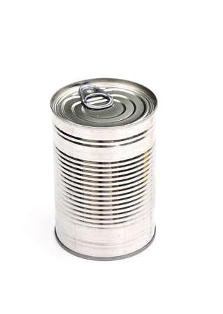 tin can Stock Photo - 4123975