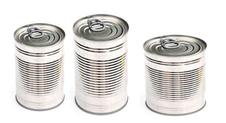 tin cans Stock Photo - 4123981