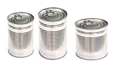 tin cans Stock Photo - 4123981