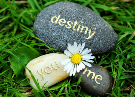 our: destiny and you and me