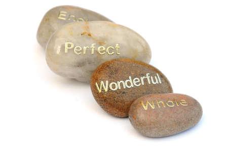 sooth: stones Stock Photo