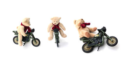 scrambler: bears accident