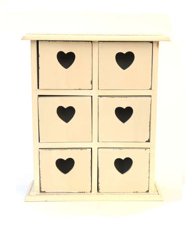 heart drawers photo