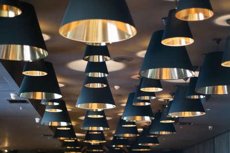 lighting fixtures: Chandeliers beautiful lights on the ceiling illumination