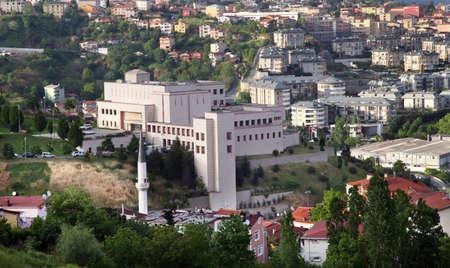 Botschaft der Vereinigten Staaten von Amerika in Istanbul, Türkei. Die Botschaft der Vereinigten Staaten in Istanbul ist eine der wichtigsten Botschaften der Welt.