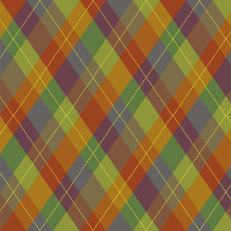Colorful  geometric background  Seamless pattern  Vector