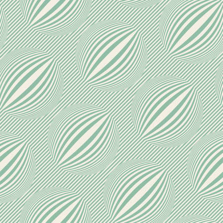 Striped bubbles print  Seamless pattern  Vector Stock Vector - 19867721