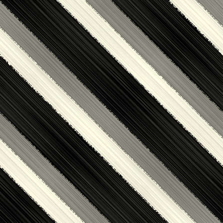 fragmentary: Abstract fragmentary edges brushed striped background  Seamless pattern  Vector