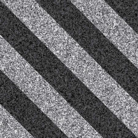 Stripes on asphalt texture  Stock Photo