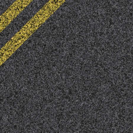 asphalt texture: Stripes on asphalt texture
