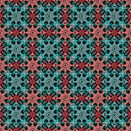 lace fabric weave seamless pattern