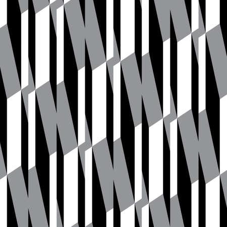Geometric print template  Seamless pattern