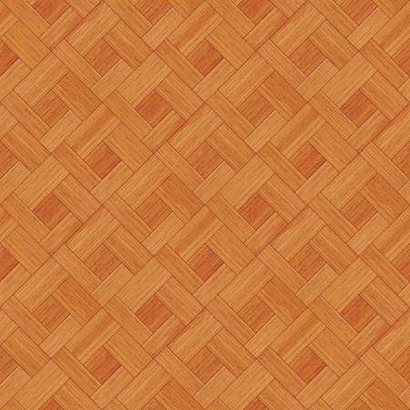 Wooden parquet  Seamless pattern