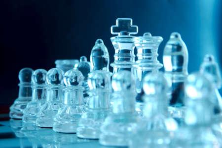 Chess team photo
