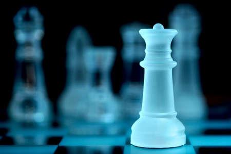 planeaci�n estrategica: Juego de ajedrez