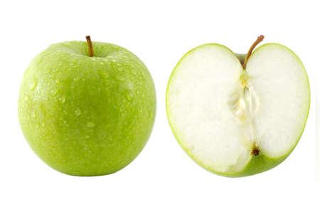 fresh green apples Stock Photo - 4270826