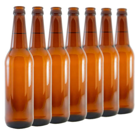 set of bottles of beer photo