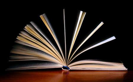 open book Stock Photo - 4877578