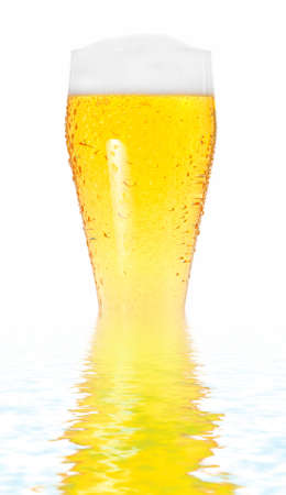 beer glass Stock Photo - 4966821