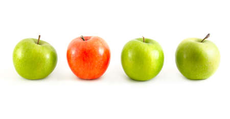 different apples Stock Photo - 5045548
