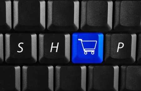 electronic shopping Stock Photo - 5089732
