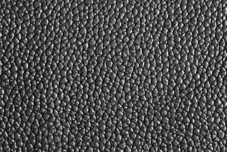 black leather texture photo