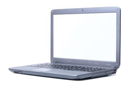 modern laptop photo