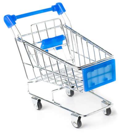 shopping cart Stock Photo - 8857074