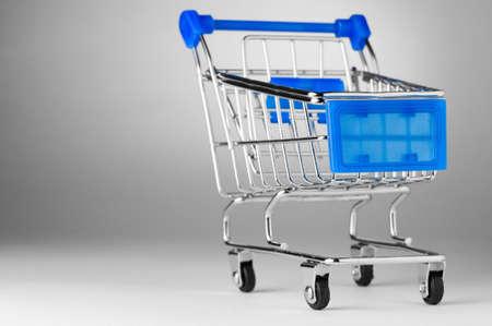 shopping cart Stock Photo - 8857120
