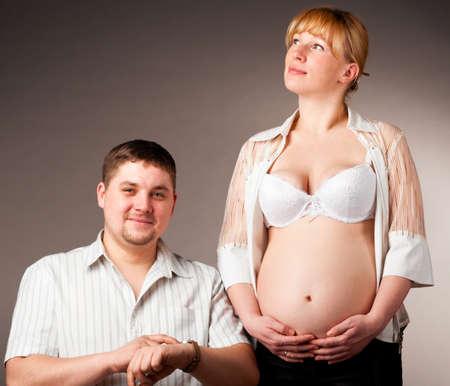 happy parents photo