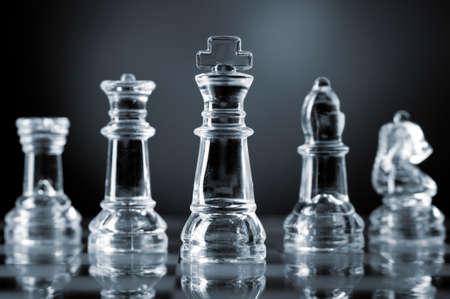 chess pieces photo