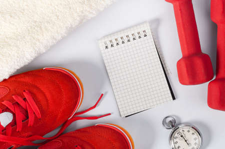 fitness objects photo