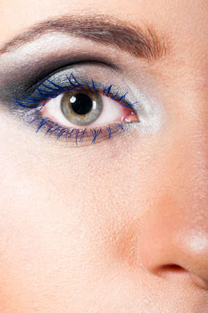 female eye Stock Photo - 9551089