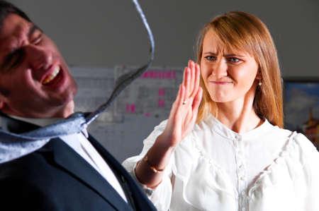 office violence photo