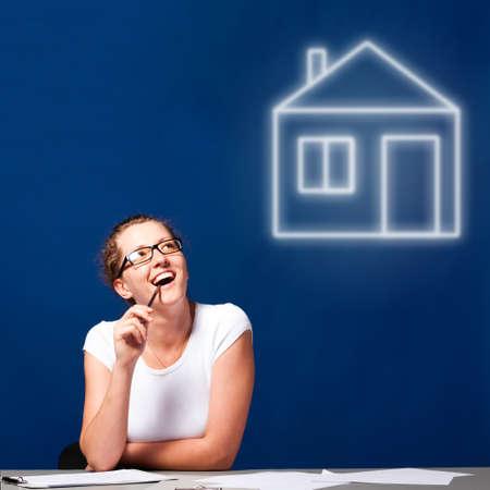 dreaming: dream house