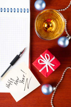 christmas work place Stock Photo - 10559953