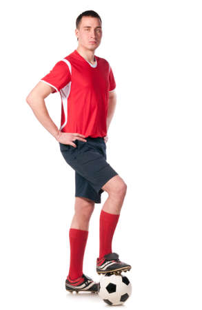 soccer player Stock Photo - 10731136
