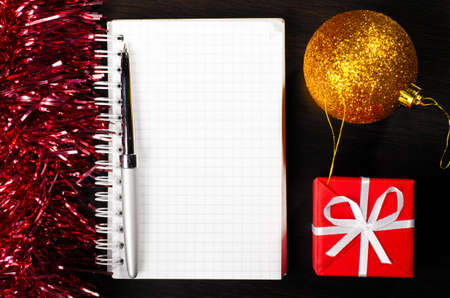 christmas notes photo