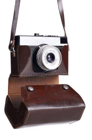 photo camera: macchina fotografica retro