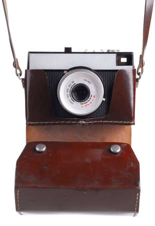 retro photo camera photo
