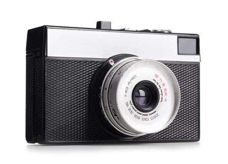 photo camera: macchina fotografica retr�