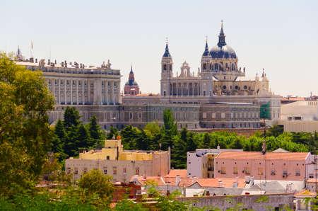 Madrid op straat