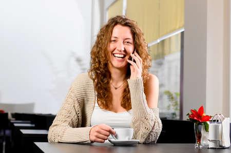 talking phone photo