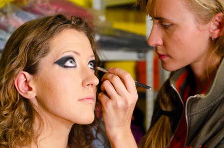 make up artist: makeup artist