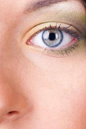 female eye Stock Photo - 13799953