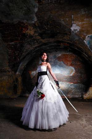 trash the dress: trash the dress woman