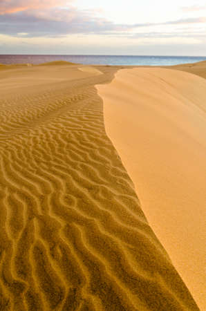 Maspalomas desert photo